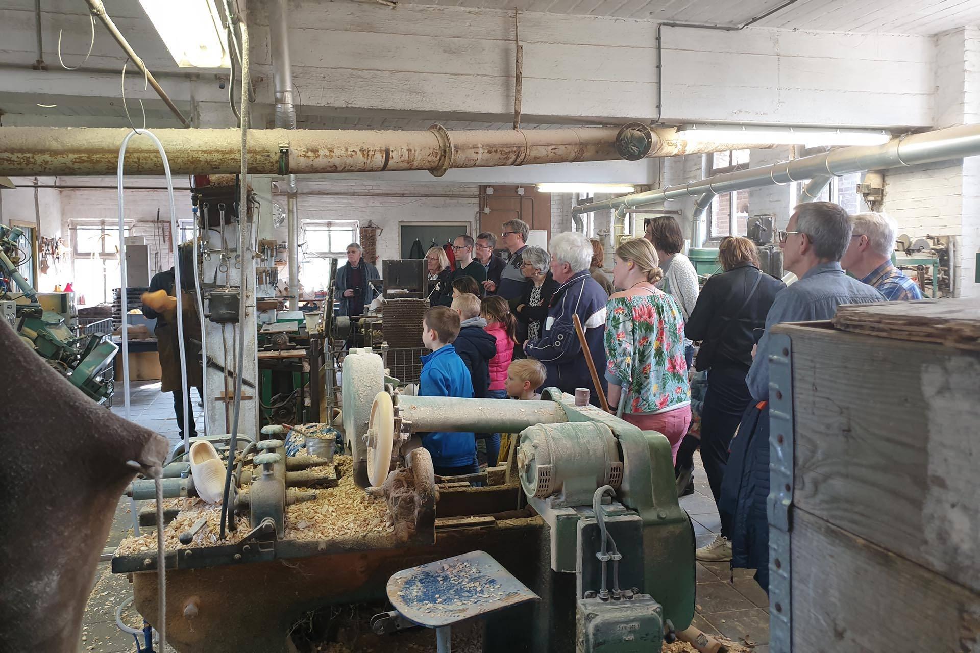 Klompenfabriek Traa